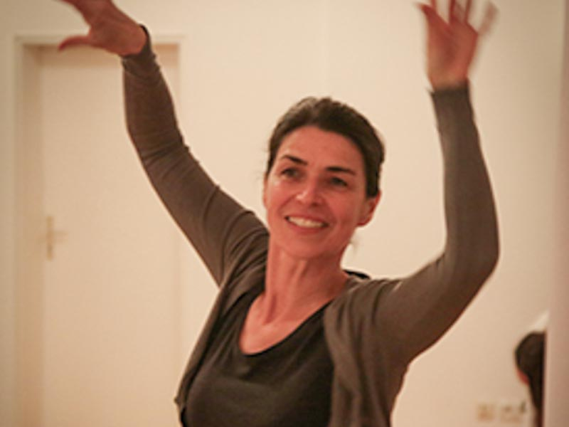 Tanzen - Angelika Ruf